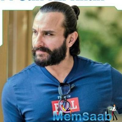 Exclusive: Saif Ali Khan's Naga Sadhu look in Laal Kaptaan: Intriguing details revealed