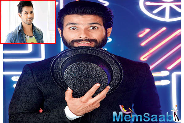 Varun Dhawan replaces Shahid Kapoor as brand ambassador for a sports brand?