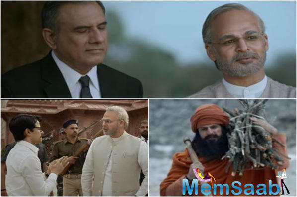 The film titled 'PM Narendra Modi' has released a second trailer today.