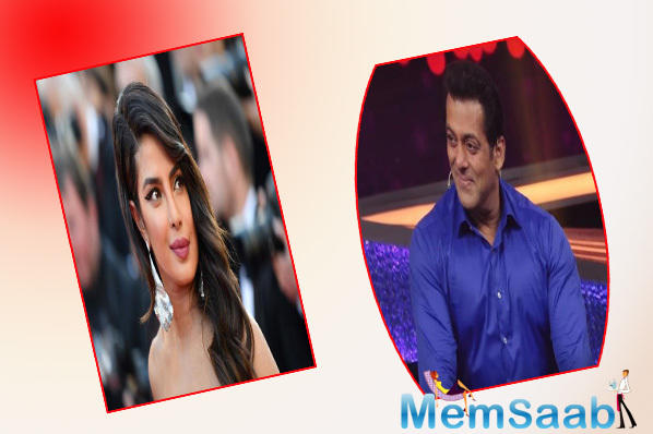 Salman Khan and Priyanka Chopra were are all set to return on screen for Ali Abbas Zafar's 'Bharat'.