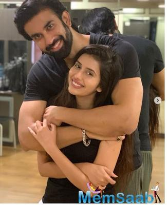 Sushmita Sen is working hard day and night for her brother Rajeev Sen's wedding with TV actress Charu Asopa