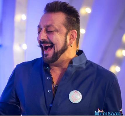Sanjay Dutt to shake a leg in Sadak 2