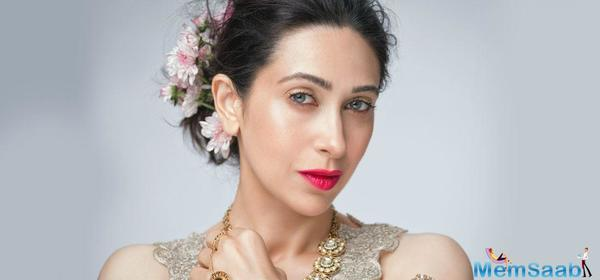 Karisma Kapoor: It was my choice not to do films for a while