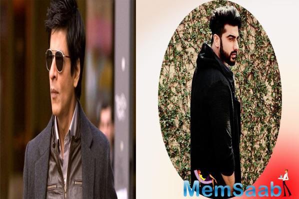 Arjun Kapoor & Raj Kumar Gupta confirm the SRK angle in India's Most Wanted