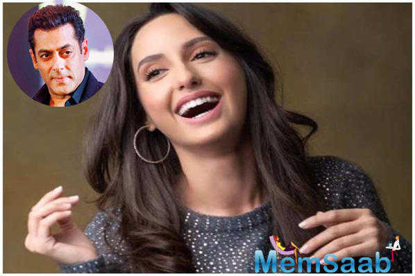 Nora Fatehi on working with Salman Khan in Bharat: More to me than dance