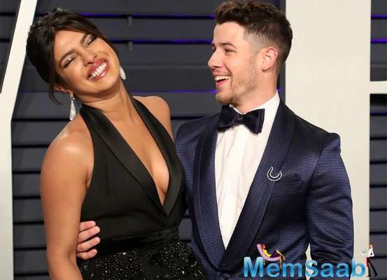 Priyanka Chopra reveals she knew husband Nick Jonas was a keeper on their first few dates