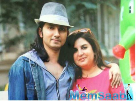 Farah Khan Kunder calls Shirish Kunder an