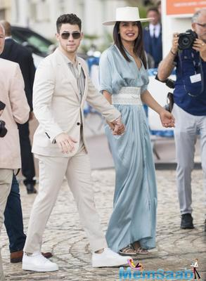 Priyanka Chopra's husband Nick Jonas reveals which cricket team he is rooting for at the World Cup 2019