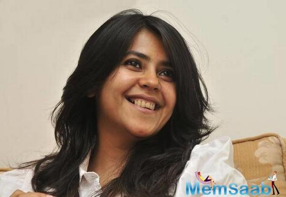 Ekta Kapoor shares why her content is doing well in rural India