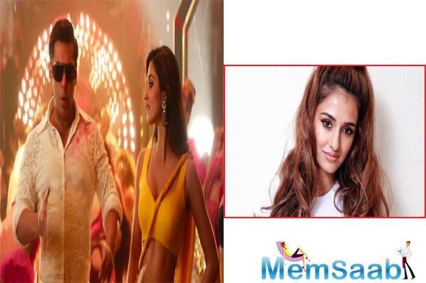 Disha Patani feels she and Salman Khan might NEVER work again; Here's why