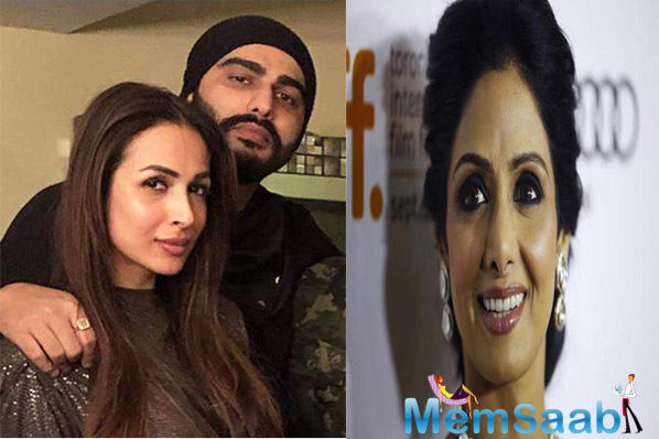 Arjun Kapoor gives an epic reply to fan's tweet on 'hating Sridevi and dating Malaika Arora'