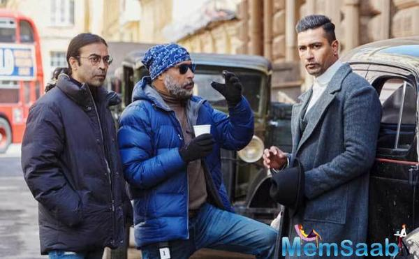 Vicky Kaushal-starrer Udham Singh gets a 'Scarface' twist to his look