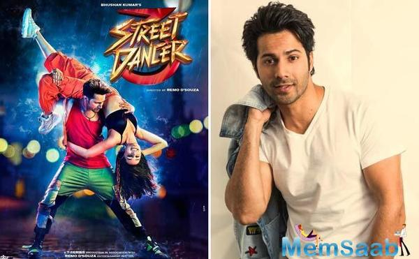 Varun Dhawan starrer Street Dancer 3D has been moved to Republic Day 2020!Find out the reason