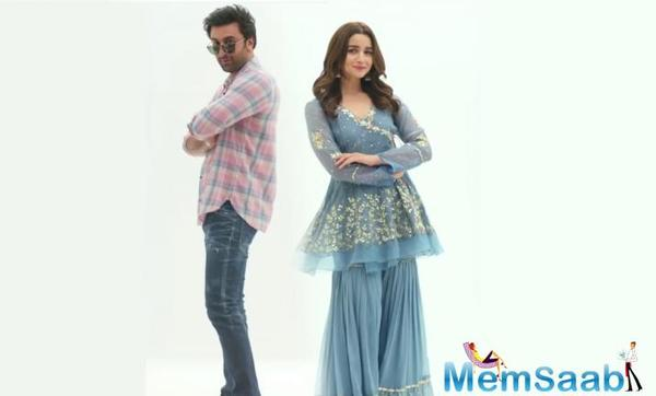 Ranbir Kapoor-Alia Bhatt come together for their first ever ad and you can't afford to miss it!