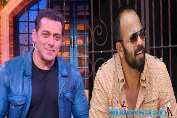 Here's what Salman Khan has to say on working with Rohit Shetty; Read on