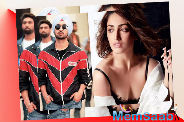 Yami Gautam and Diljit Dosanjh will be seen together in a comedy flick