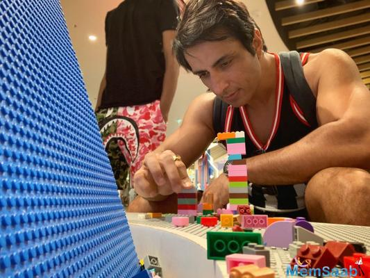 Sonu Sood reminisces his childhood days
