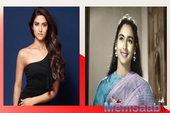 Her grandmother Nutan is considered one of the finest actors that Bollywood witnessed.