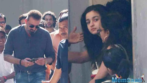 Sanjay Dutt wraps the first schedule of his upcoming movie, Sadak 2