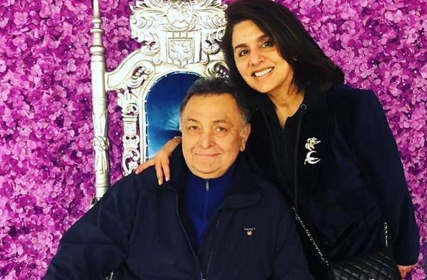 Rishi Kapoor completed eight months in New York, wishes to go home soon