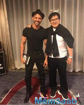Here's what Hrithik Roshan has to say about Super 30 in China