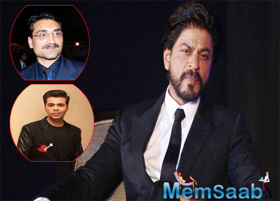 Karan Johar, Aditya Chopra fulfilled my dreams, says Shah Rukh Khan