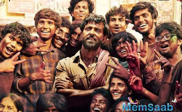 The social media has been restless to finally catch the moving glimpse of their superstar. A story of the triumph of spirit, Hrithik will be reprising the role of a Mathematician, Anand Kumar who trains students for IIT-JEE in Bihar.