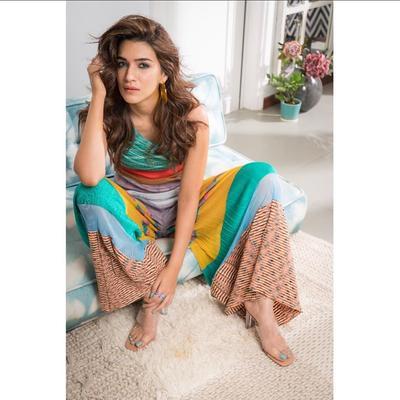 Kriti Sanon wraps up Panipat and Housefull 4