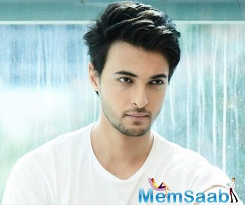 Aayush Sharma: Huge honour to play Army officer