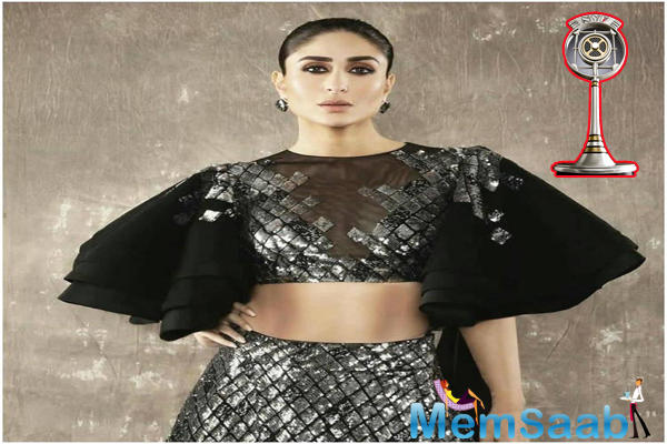 It feels great, Kareena Kapoor Khan on her New York Festival Radio Awards nomination