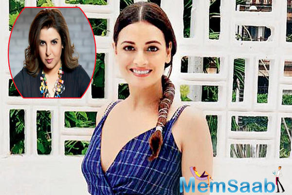 Dia Mirza, Farah Khan to judge Jagran Film Festival