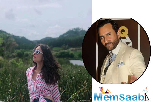 Kareena Kapoor Khan's decision of doing TV, what Saif Ali Khan has to says