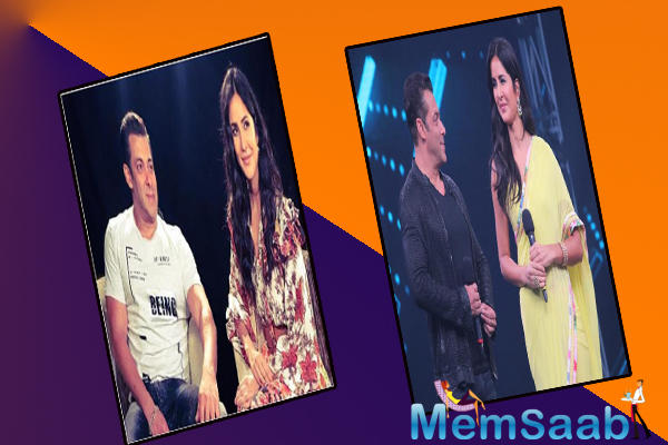 Salman Khan and Katrina Kaif's pairing, the success recipe of Bharat? Here's the actress' answer