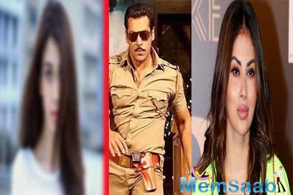 Not Mouni Roy, THIS actress to feature alongside Salman Khan in Munna Badnaam Hua for Dabangg 3