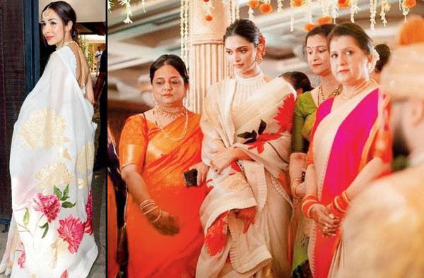 Saree face-off! Who wore it better, Malaika Arora or Deepika Padukone?