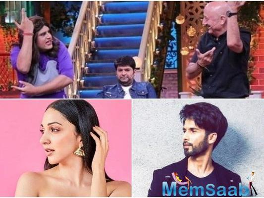 The Kapil Sharma Show: What? Shahid Kapoor is afraid of offending Mira Rajput's army of maids at home