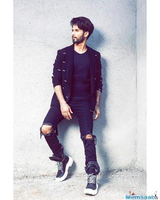 Talking about films, Shahid revealed that he was offered Rang De Basanti.