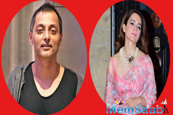 Sujoy Ghosh: If I have to put my money on anybody, I'll put it on Kangana