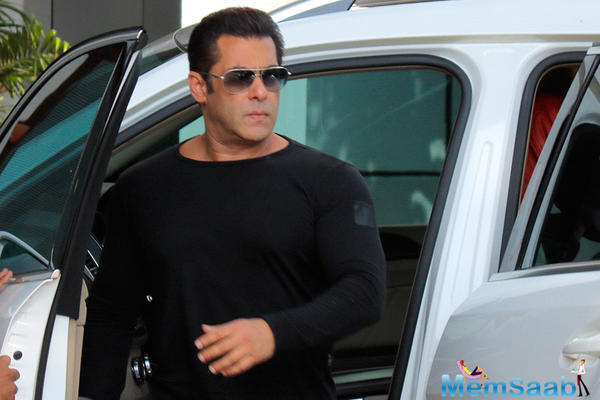Salman said the emotions in a scene must speak to him in order for him to be able to make the audience believe in it.