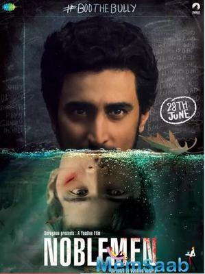 Kunal Kapoor is coming up with one such rare film called 'Noblemen'. The first look of the movie is unveiled today.