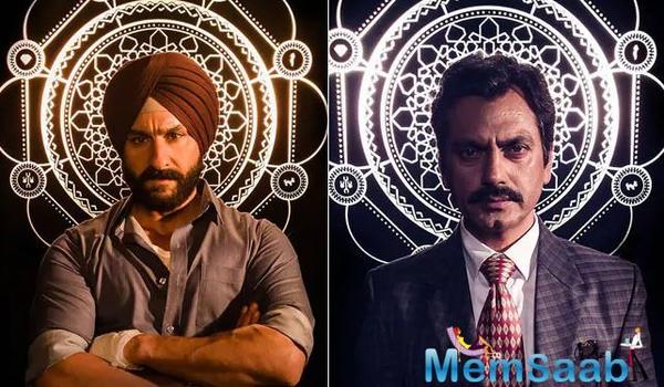 A web show that managed to win the audience hearts last year with its season one was Saif Ali Khan and Nawazuddin Siddiqui starrer, Sacred Games 2.