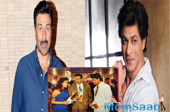 Sunny Deol opens up why he didn't talk to SRK for 16 long years
