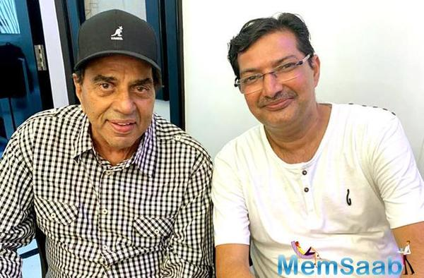 Dharmendra will be playing the role of a psychiatrist in the film.