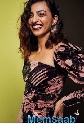 Radhika Apte wins 'Digital Disruptor of the Year' at Grazia Millennial Awards