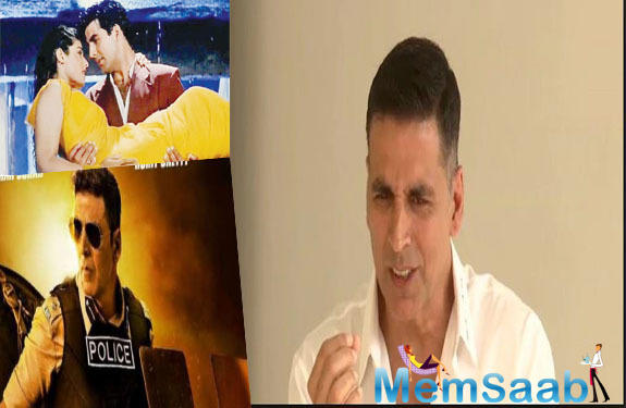 Akshay Kumar to recreate iconic 'Tip Tip Barsa Paani' song for Sooryavanshi