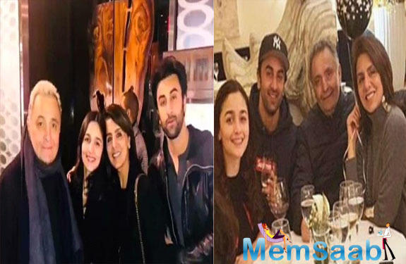 Love birds Ranbir Kapoor and Alia Bhatt have been constantly shooting for Ayan Mukerji's Brahmastra. The duo is extremely busy for many days, hence, they have taken a mini break from the hectic schedule.