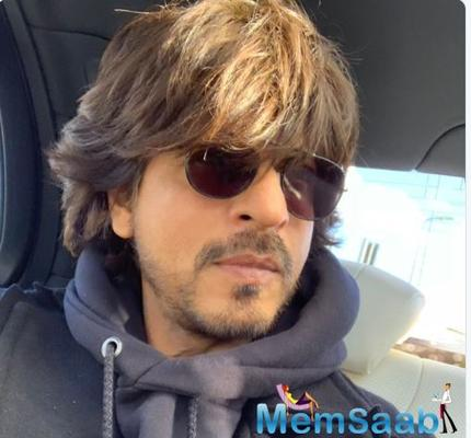 Shah Rukh Khan reveals why he hasn't signed a film after Zero