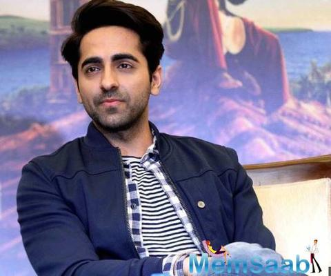Adversity is kind of blessing in life says Ayushmann Khurrana
