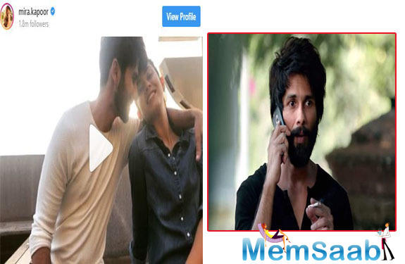 "Kabir Singh enters Rs 100 cr club: Ishaan Khatter do a goofy dance; Mira Says, ""Aajki Party Inki Taraf Se"""