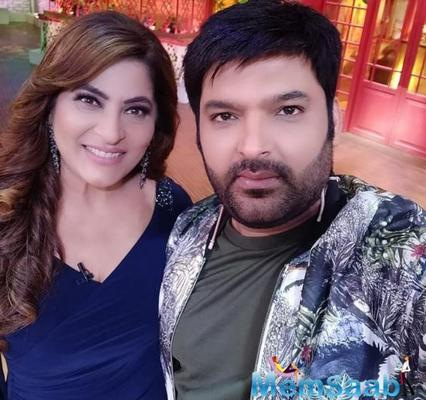 """In an interview, when Archana was quizzed about Kapil Sharma and whether he has changed as a person post his marriage to Ginni, Archana said, """"I believe Kapil decided to get married as there was a big change in his life, in his thinking."""